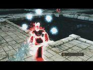 Наводящийся сгусток души в пвп Dark Souls 2