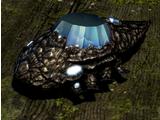 Кристальная ящерка