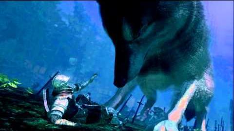 Great Grey Wolf Sif Intro Alt