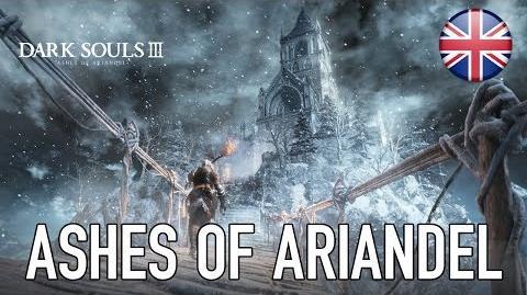 X1 – Ashes of Ariandel (DLC -1 announcement) (English Trailer)