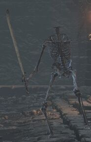 Headless skeleton