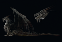 Ancient Dragon Concept
