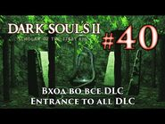 Dark Souls 2- Вход во все DLC - Entrance to all DLC