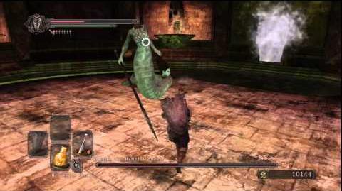 Dark Souls II How To Beat Mytha, the Baneful Queen