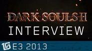 Dark Souls II Interview - TGS at E3 2013