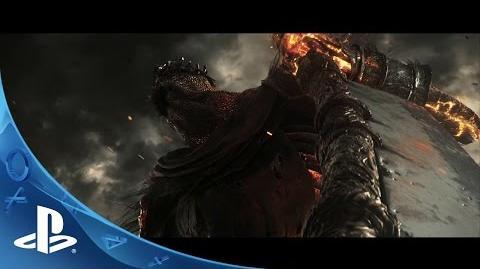 Dark Souls 3 Трейлер
