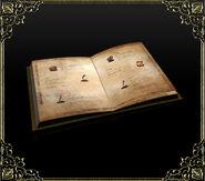 Item book