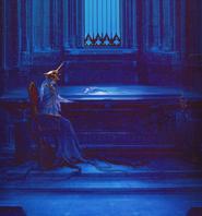 Gwyndolin in the tomb