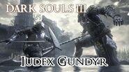Dark Souls 3 Iudex Gundyr