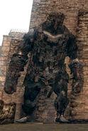 Giant gate keeper