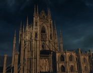 Cathedral of Blue