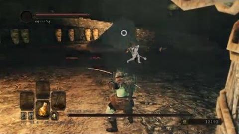 Dark Souls 2 SoFS - 07 Алчный демон (Лучник)