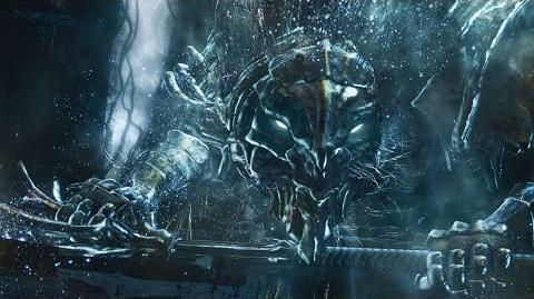 Vordt of the Boreal Valley Boss Fight - Dark Souls 3