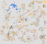 Детальная карта Дранглика