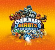 Skylanders Giants cover