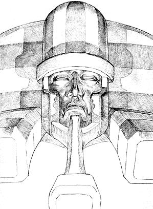 Anakaris Darkstalkers 3 Sketch.png