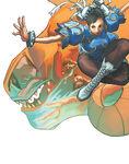 Capcom Fighting Jam Jedah group shot