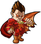 Street Fighter × All Capcom Demitri 03