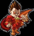 Street Fighter x All Capcom Demitri 03
