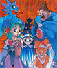 Darkstalkers Night Warriors Strategy Guide Extra Anita's Diary