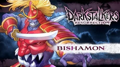 Darkstalkers Resurrection - Bishamon