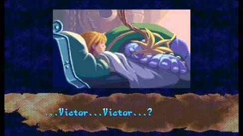 Victor's Darkstalkers 3 Ending