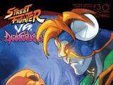 Street Fighter vs Darkstalkers issue 3