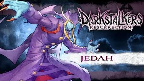 Darkstalkers Resurrection - Jedah