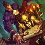Demitri Maximoff The Vampire's Tournament Ogodo