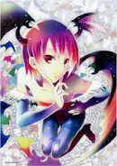 Vampire Resurrection Official Anthology Comic p003