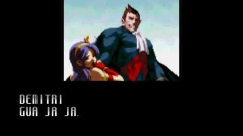 Snk Vs Capcom Chaos - Demitri Ending 1° Español