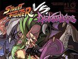 Street Fighter vs Darkstalkers issue 1