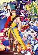 Vampire Resurrection Official Anthology Comic p004