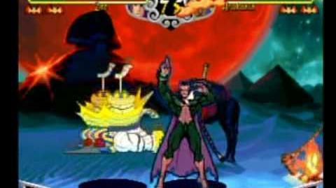 Dee Moves - Vampire Darkstalkers Collection (PS2)