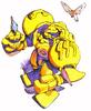 Night Warriors Darkstalkers Revenge Huitzil 02