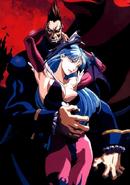 Night Warriors OVA Morrigan Demitri