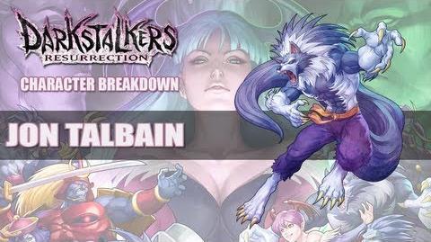 DSR Jon Talbain Character Breakdown