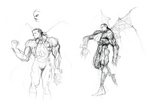Demitri concept artwork 11