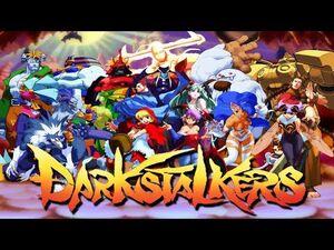 Evolution Of Darkstalkers Games (1994 - 2013)