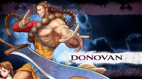 Darkstalkers - Donovan Moves List-0