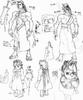 Donovan Anita Sketches