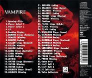 Vampire The Night Warriors Arcade Gametrack Back