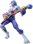 Darkstalkers Resurrection Lord Raptor 01