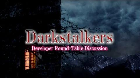 Darkstalkers Developer Round-Table Discussion