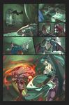 Capcom Fighting Evolution Demitri Ending