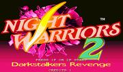 DarkStalkers Hack Title Screen.png