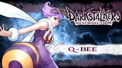 Darkstalkers Resurrection - Q-Bee