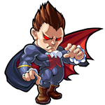 Street Fighter × All Capcom Demitri 01