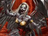 White Winged Zombie