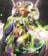 Ex III Virile Queen, Azui